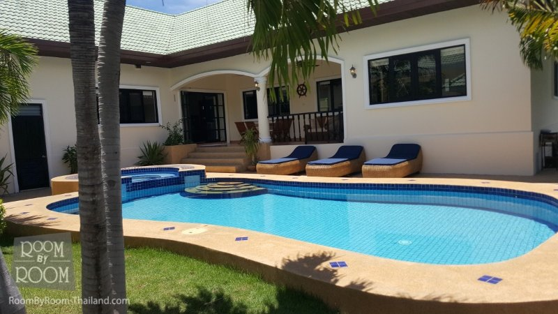 Villas for rent in Khao Tao: V5327 - Image 1 - Khao Tao - rentals