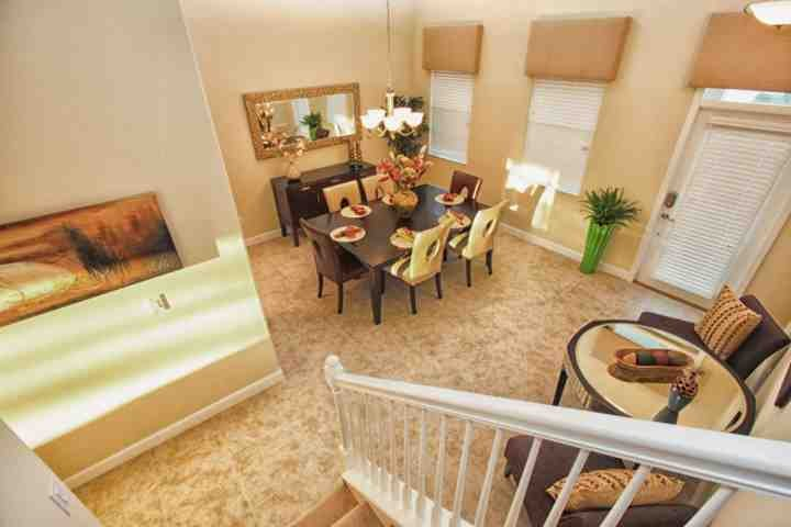 Formal Dining for 6 & Foyer Area - 889 Westhaven - Davenport - rentals