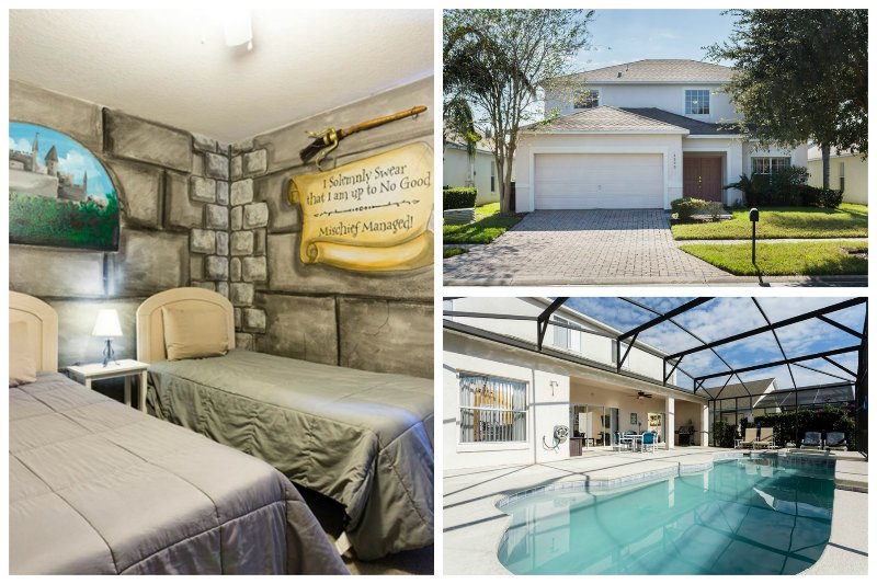 Cumbrian Lakes Villa / Gated / Sleeps 14 - Image 1 - Kissimmee - rentals