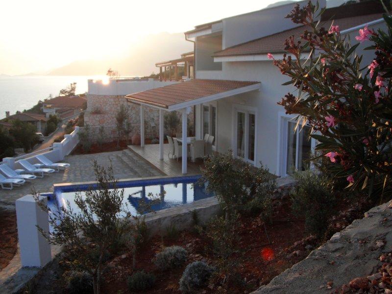 Villa Oliva, summer residence by the sea - Image 1 - Kas - rentals