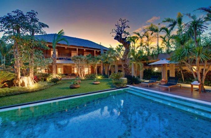 Kinaree Luxury Seminyak - Image 1 - Seminyak - rentals