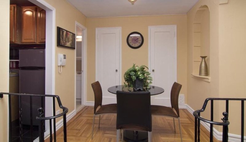 Furnished 1-Bedroom Condo at 8th Ave & W 21st St New York - Image 1 - New York City - rentals