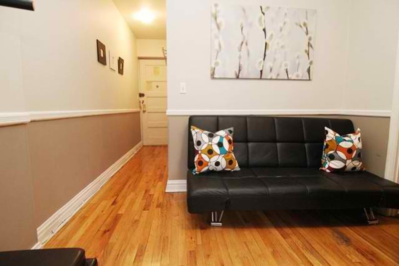 CHARMING, CLEAN AND PRIVATE 1 BEDROOM, 1 BATHROOM UNIT - Image 1 - New York City - rentals