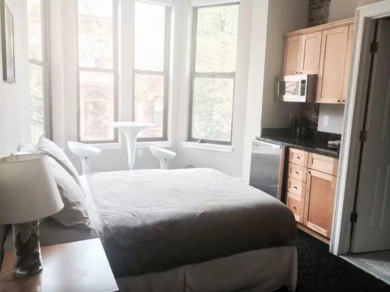 Bright and Elegant Studio Apartment in Boston - Image 1 - Boston - rentals
