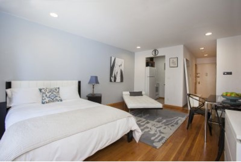 Furnished Studio Apartment at 9th Ave & W 30th St New York - Image 1 - New York City - rentals