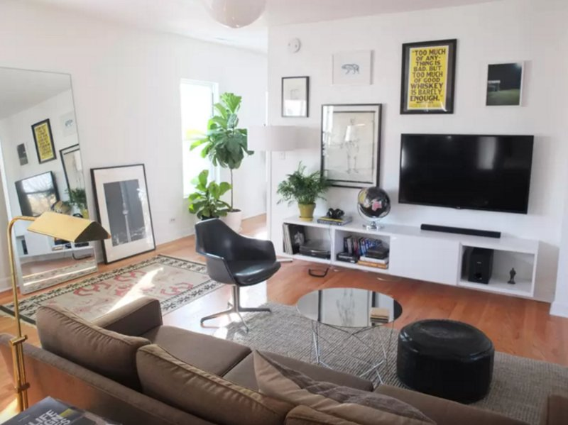 Bright and Lofty Apartment - Image 1 - Chicago - rentals
