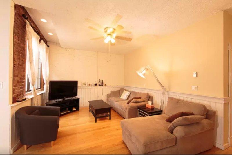 Furnished 3-Bedroom Condo at Kent St & Station St Brookline - Image 1 - Brookline - rentals