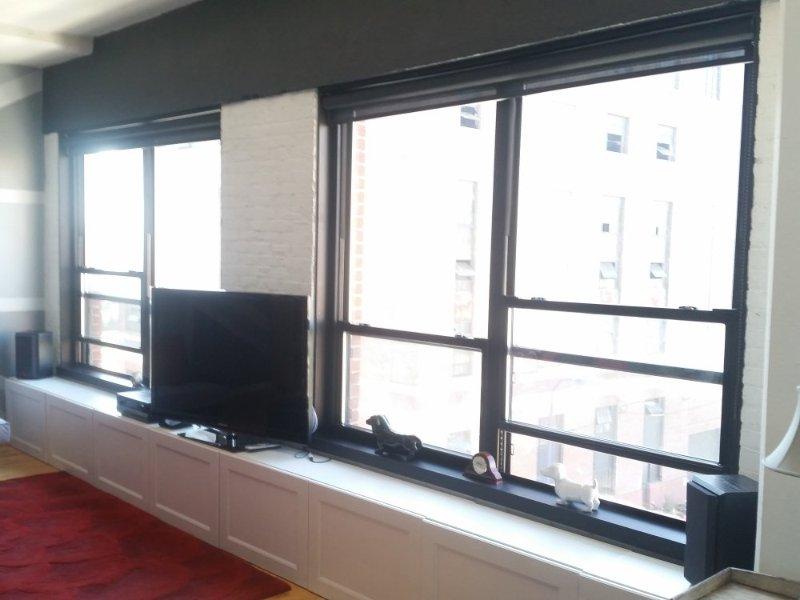 Furnished 1-Bedroom Loft at Kneeland St & Lincoln St Boston - Image 1 - Boston - rentals