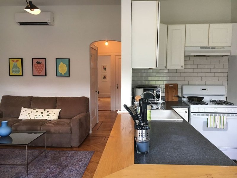 Furnished 1-Bedroom Apartment at Park Pl & Underhill Ave Brooklyn - Image 1 - New York City - rentals