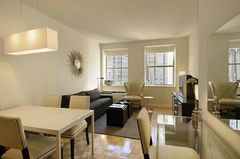 Furnished 1-Bedroom Apartment at Pearl St & Wall St New York - Image 1 - New York City - rentals