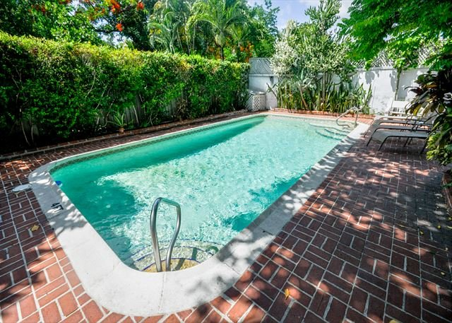Whitehead House: A unique two story home beside the Audubon House - Image 1 - Key West - rentals