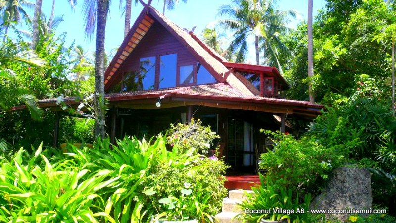 Holiday Villa Coconut Village A8 - Image 1 - Chaweng - rentals