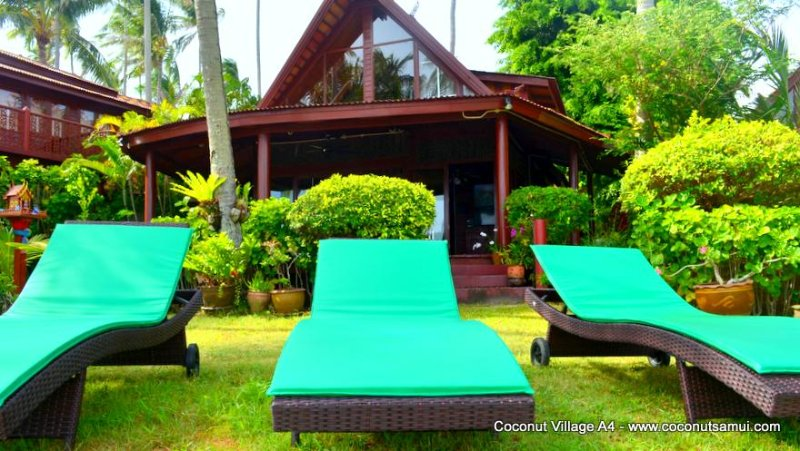Holiday Villa Coconut Village A4 - Image 1 - Chaweng - rentals