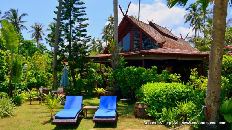 Holiday Villa Coconut Village A9 - Image 1 - Chaweng - rentals