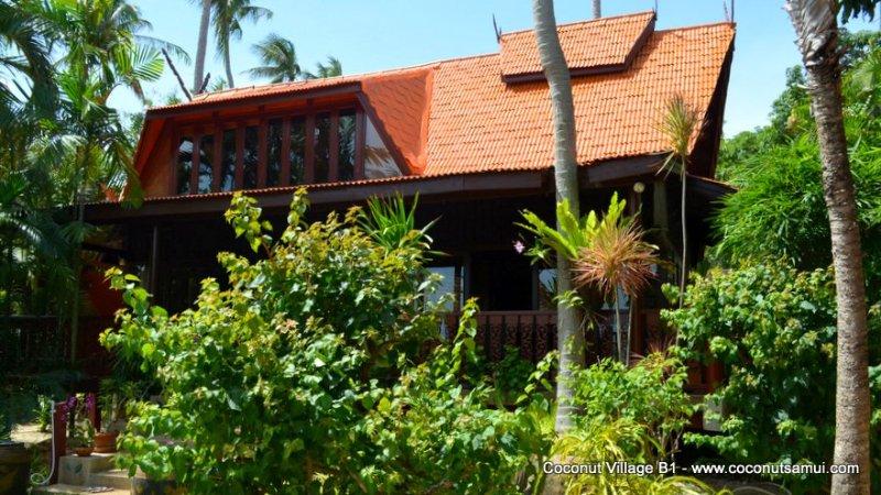 Holiday Villa Coconut Village B1 - Image 1 - Chaweng - rentals