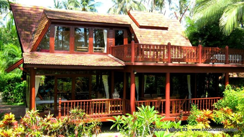 Holiday Villa Coconut Village B3 - Image 1 - Chaweng - rentals