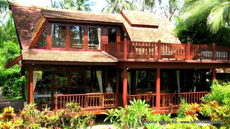 Holiday Villa Coconut Village B3 - Image 1 - Chaweng - rentals