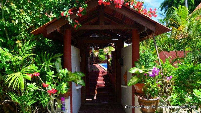 Private Pool Villa Coconut Village B2 - Image 1 - Chaweng - rentals