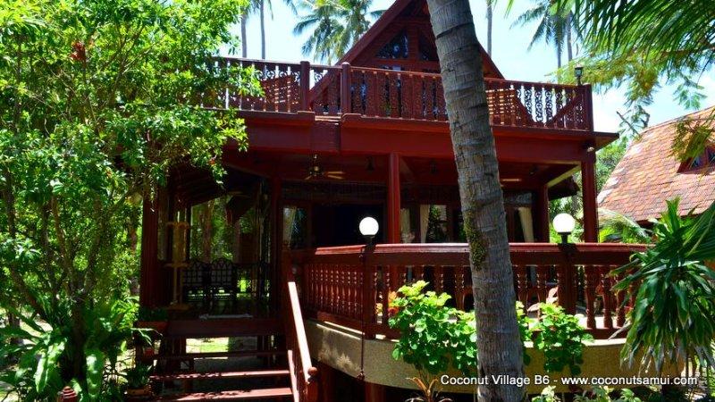 Holiday Villa Coconut Village B6 - Image 1 - Chaweng - rentals