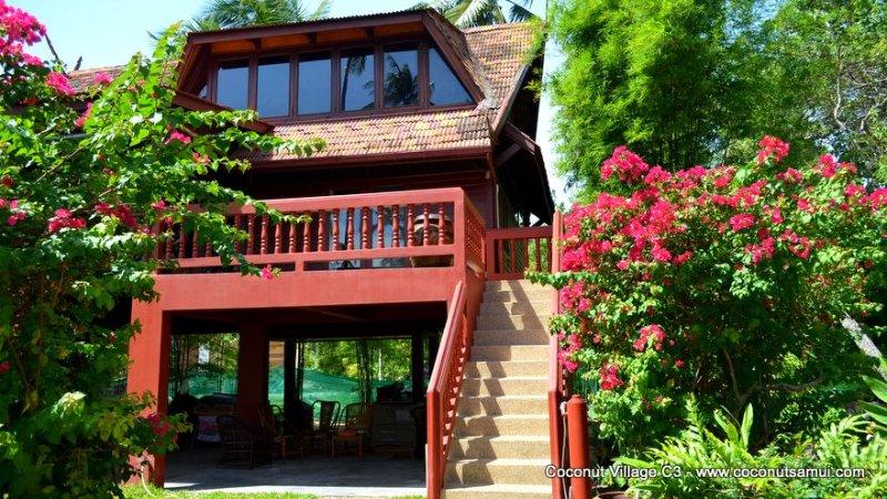 Holiday Villa Coconut Village C3 - Image 1 - Chaweng - rentals