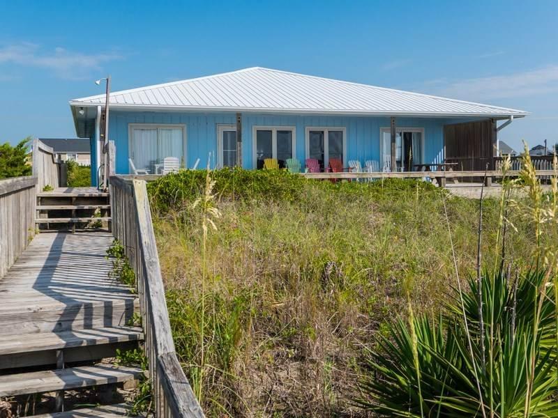 A WATER SPOT 2 - Image 1 - Topsail Beach - rentals