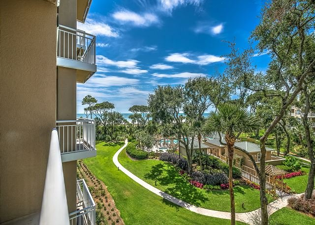 View - 6304 Hampton Place-Oceanfront! Available the weeks of 8/27 & 9/3 - Bluffton - rentals