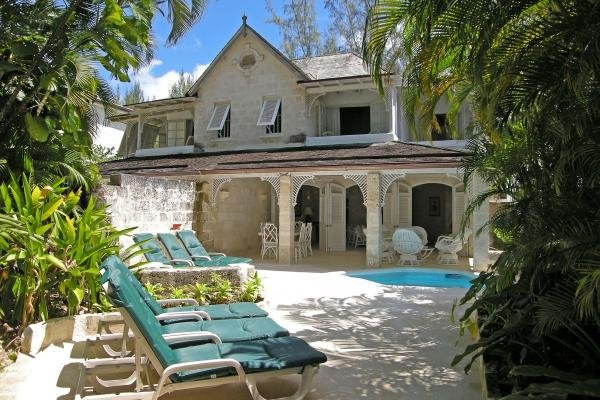 Waverly 1 - beachfront - West Coast - Barbados - Image 1 - Gibbes - rentals