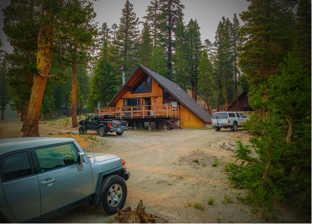 Chalet 2 in the summer - Bike/ Hike in Summer at Ski In Ski out Chalet #2 - Mammoth Lakes - rentals