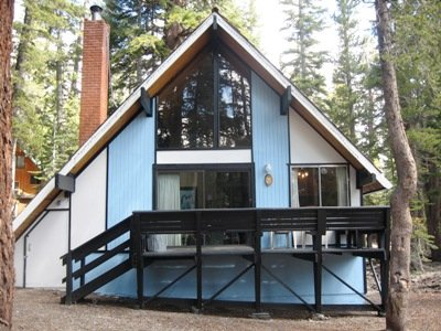 Chalet 25 in summer - Charming Ski-in/out Chalet #25 - Mammoth Lakes - rentals