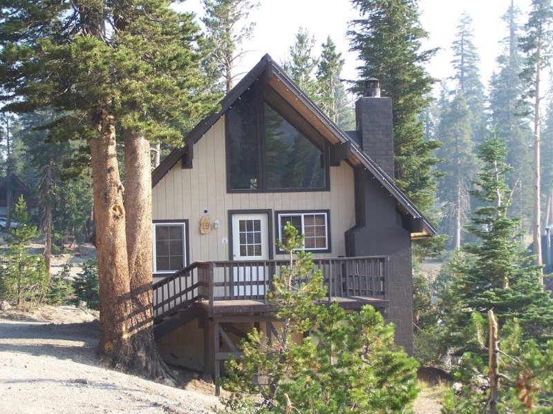 Chalet 19 in summer - 5 Bedroom! Charming Ski-in/out Chalet #19 - Mammoth Lakes - rentals
