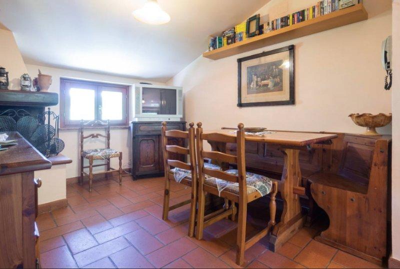 Living room - Casa Bettini - Preci - rentals