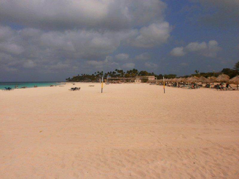 Spend lazy days exploring miles of white sand beaches of Druif Beach. - Divi Golf Garden One-bedroom condo - DR01 - Oranjestad - rentals