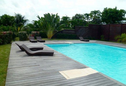 Condo 'Aua - secure with pool - single bedrm - TIS - Image 1 - Punaauia - rentals