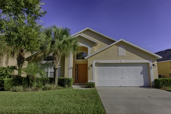 Luxurious Resort Home just 3 Miles from Disney - Image 1 - Four Corners - rentals