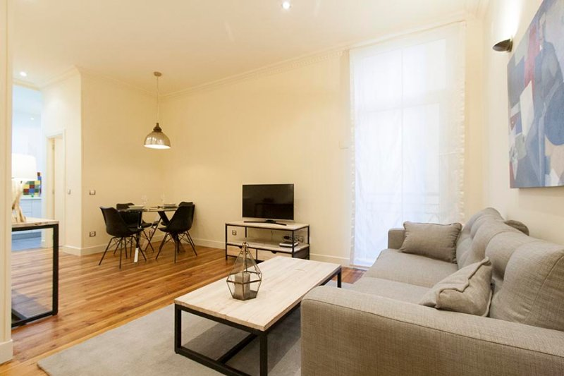 Living-dining room - Rembrandt - San Sebastian - rentals
