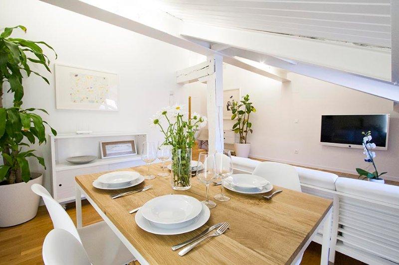 Dining room - Klara - San Sebastian - rentals