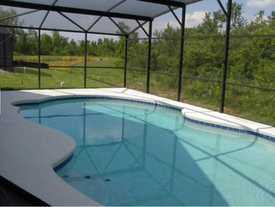 4 Bedroom 3 Bath Pool Home with Conservation View. 642SRD - Image 1 - Loughman - rentals