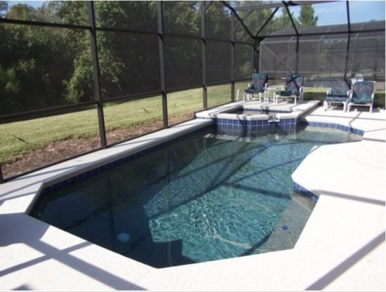 5 Bedroom 3 Bath Pool Home with Conservation View. 157RC - Image 1 - Loughman - rentals