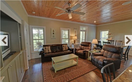 3 Bedroom 3 Bath Cottage in Panama City Beach. 18WL - Image 1 - Alys Beach - rentals