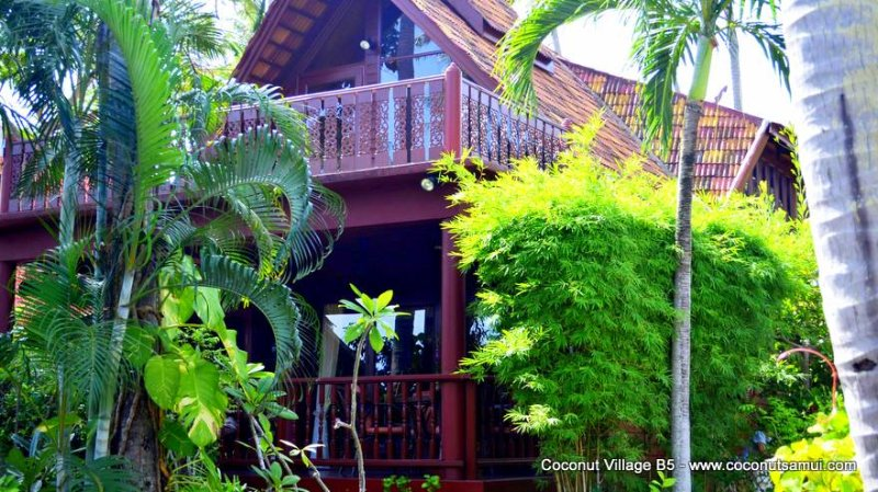Holiday Villa Coconut Village B5 - Image 1 - Chaweng - rentals