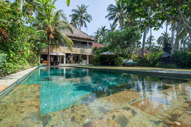 Your Luxury Beach House is here ! - Villa Nilaya - Image 1 - Candidasa - rentals