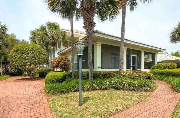 The Waverly House In Destiny - Image 1 - Destin - rentals