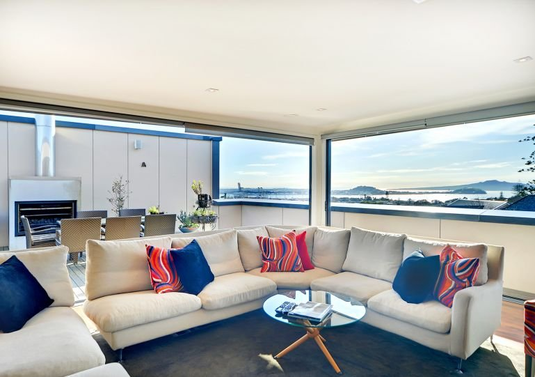 This top floor apartment has a stunning view - 2 Bedroom, 2 Bathroom Apartment in Central Parnell, Auckland - Auckland - rentals