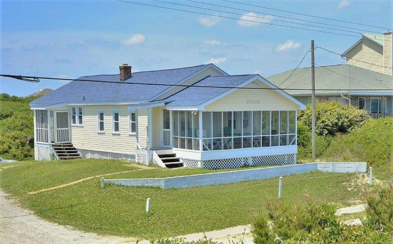 Exterior - 2723A S Shore Dr - Surf City - rentals