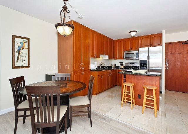 Beautiful views!  Master bath washlet!  Includes W/D, WiFi, parking! - Image 1 - Waikiki - rentals