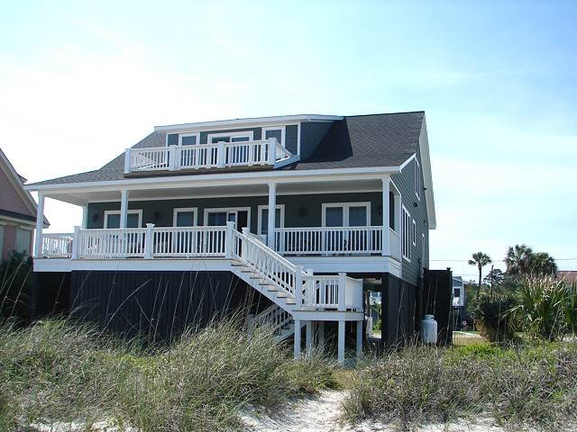 "2103 Point St - ""Toady's Way"" - Image 1 - Edisto Beach - rentals"