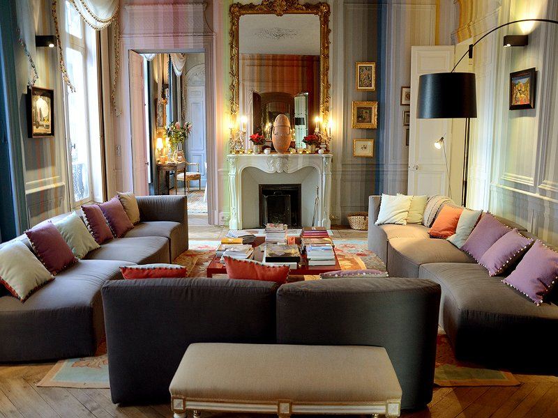 Luxury 3 Bedroom Palace w/Piano in Paris - Elysees - Image 1 - Paris - rentals
