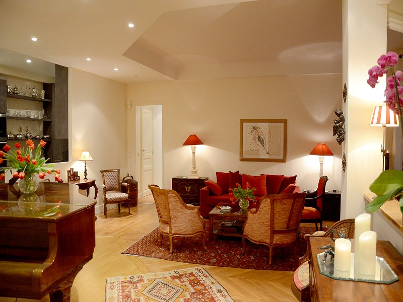 Spacious Luxury Near Eiffel Tower - Image 1 - Paris - rentals