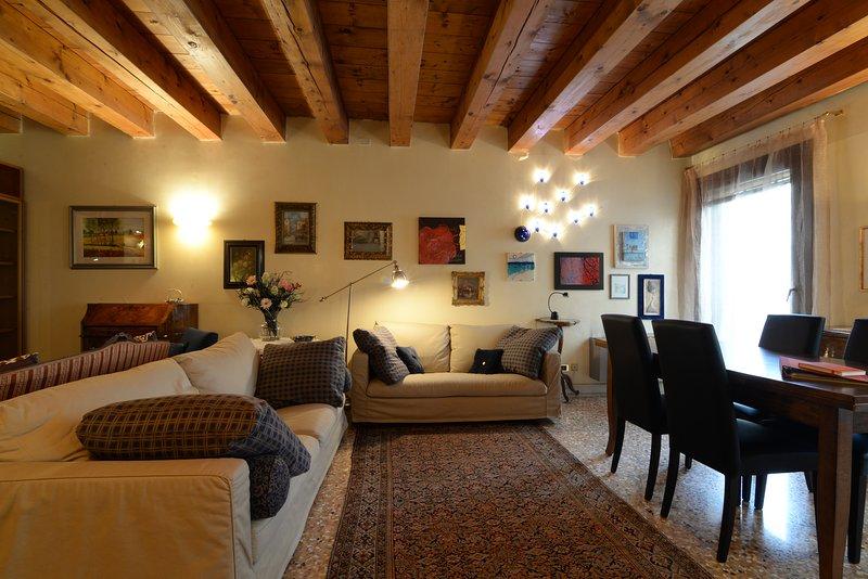 Great apt CA' BIMBA overlook Palazzo della Ragione - Image 1 - Padua - rentals