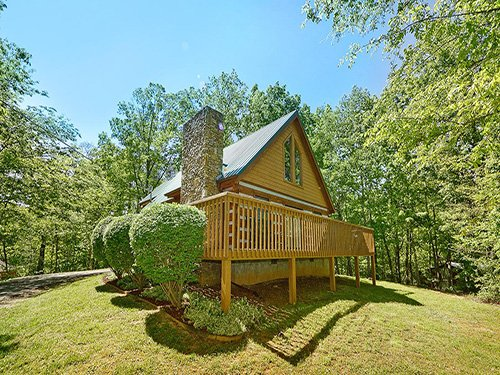 Somewhere A Place For Us - Image 1 - Sevierville - rentals